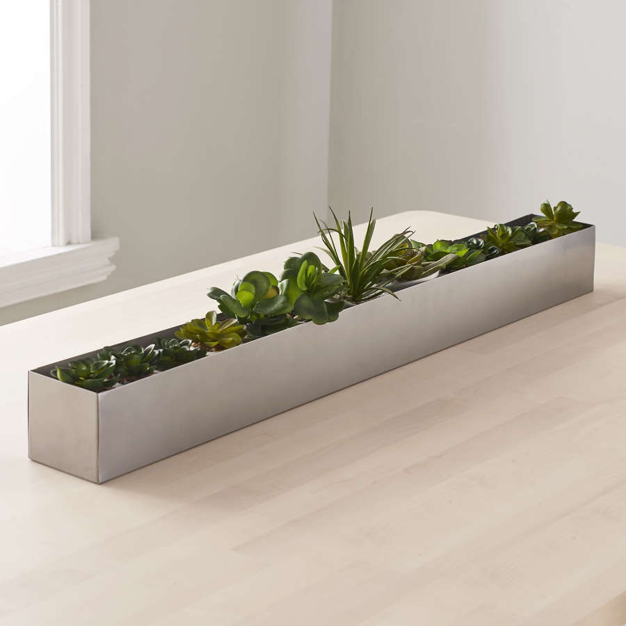 Plant stands and planters