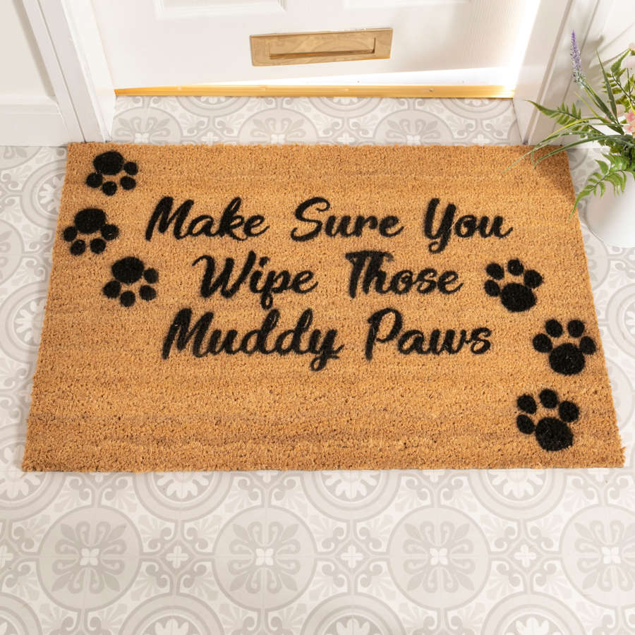 Country house larger size doormats