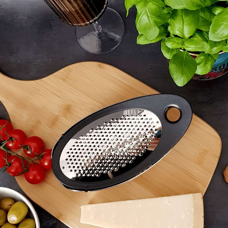 Cheese grater - stainless steel